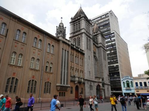 Spójność architektoniczna Sao Paulo