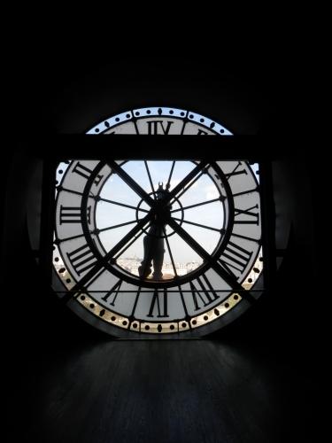 zegar Muzeum Orsay